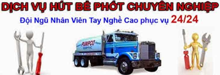 Công ty cổ phần hút bể phốt Hà Nội: 0974.105.606