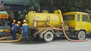 Hút bể phốt tại quận Hoàng Mai 0941.219.219