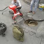 Dịch vụ thông tắc cống tại Hà Nội giá rẻ 0941.219.219