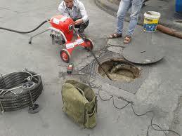 Dịch vụ thông tắc cống tại Hà Nội giá rẻ - 0941.219.219