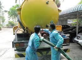 Dịch vụ hút bể phốt tại Phạm Văn Đồng uy tín 0974.105.606