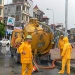 Dịch vụ hút bể phốt tại Thanh Trì sạch 100%