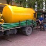 Hút bể phốt tại Đền Lừ, Hoàng Mai sạch 100% 0941.219.219