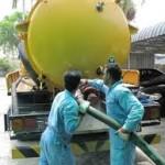 Dịch vụ hút bể phốt tại Quảng Bá quận Tây Hồ