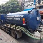 Hút bể phốt tại xã Thanh Liệt huyện Thanh Trì 0941.219.219