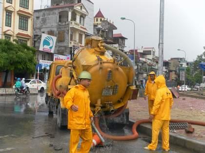 Bảng giá hút bể phốt tại Hà Nội mới nhất - 0974.105.606