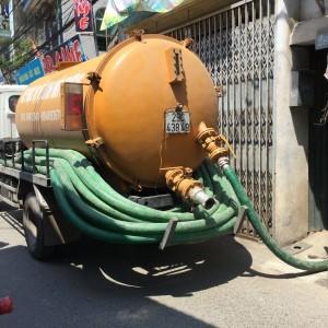 Dịch vụ hút bể phốt tại Xuân Thủy quận Cầu Giấy - 0974.105.606