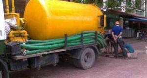 Chuyên hút bể phốt tại đường Yên Phụ 0941.219.219