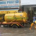 Dịch vụ hút bể phốt tại Thượng Thanh uy tín