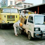 Dịch vụ hút bể phốt tại Trần Khánh Dư rẻ nhất