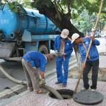 Dịch vụ hút bể phốt tại Triệu Việt Vương rẻ nhất
