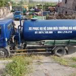 Hút bể phốt tại Vĩnh Hưng uy tín giá rẻ 0974.105.606