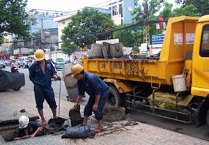 Nạo vét cống, rãnh, cống ngầm tại Hà Nội - 0974.105.606