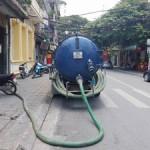 Hút bể phốt tại khu công nghiệp Nam Thăng Long rẻ.nhất