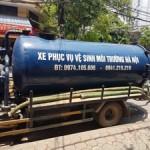 Hút bể phốt tại Xuân Lâm giá rẻ nhất 0941.219.219