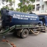 Tuyển lái xe hút bể phốt tại Hà Nội 0941.219.219
