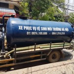 Hút hầm cầu tại Đồng Tháp giá rẻ nhất 0941.219.219