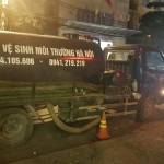 Thông hút bể phốt tại Ninh Xá giá rẻ nhất 0941.219.219