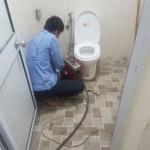 Tại sao nhà vệ sinh sạch nhưng vẫn bị mùi hôi?