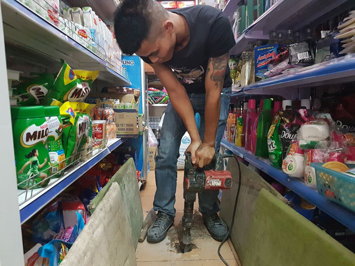 Nạo vét cống tại Xuân Thủy giá rẻ nhất 0941.219.219